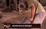 Pembuatan Paving Blok Segmen 1